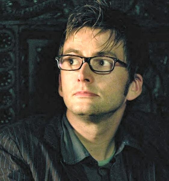 David tennant doctor who glasses